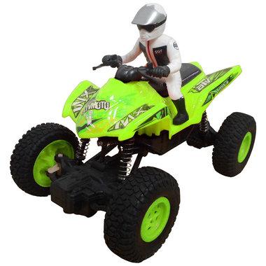 Rc bestuurbaar Quad OFF-ROAD - High-Speed Climbing 1:20 -Oplaadbaar