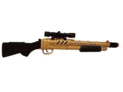 Shotgun speelgoed geweer