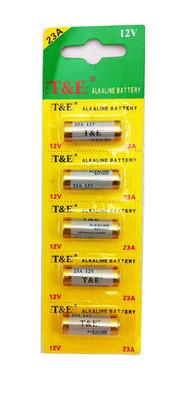 T&E Alkaline 23A