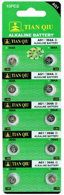 TIAN QIU AG 1 / 364A batterijen