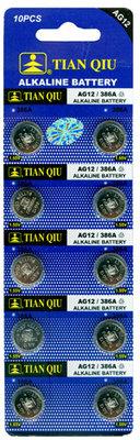 TIAN QIU AG 12/ 386A batterijen