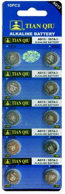 AG 13 / 357A TIAN QIU batterijen