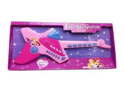 Gitaar met instrumenten speelgoed