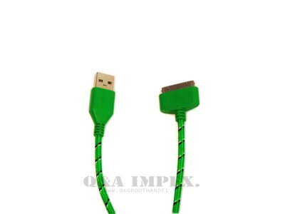 Iphone 4 4s usb data kabel