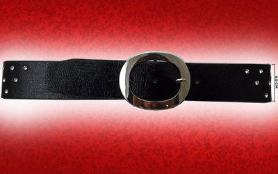 Riemen 4D-Black