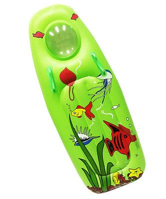 Opblaasbare surfboard / luchtbed kinderen