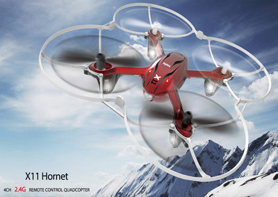 SYMA X11 Hornet mini quadcopter 2.4ghz