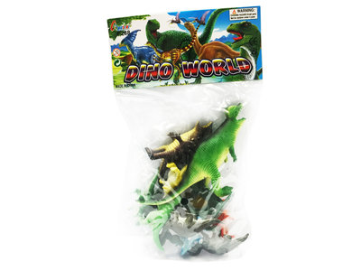 Dino World |Dinosaurus set