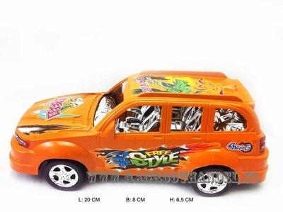 Speelgoed auto Freestyle.
