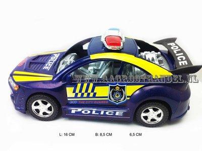 Politieauto -A5567