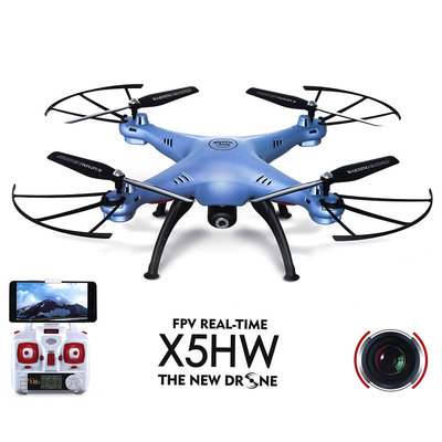 Syma X5HW Live HD camera drone qudcopter  2.4ghz