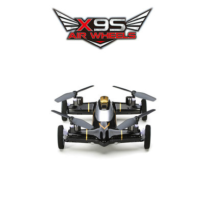 SYMA X9S AIR WHEELS | FLYING CAR 2.4GHZ
