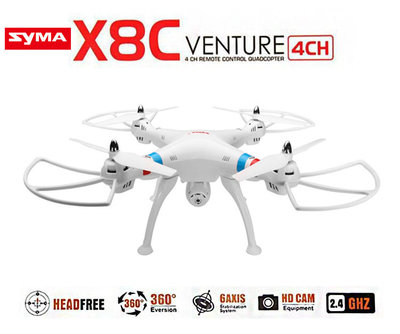 SYMA X8C Venture Drone 720P HD Cam2.4ghz