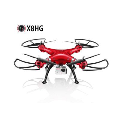 Syma X8HG 1080p 8 MP camera drone met barometer