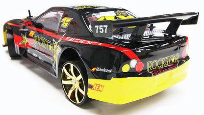 RC AUTO DRIFT RACE CAR 30km/u 4X4 aandrijving |1:10 2.4ghz mix ass.