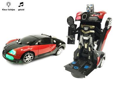 Robot Car 2 in 1 robot en auto | Mecha Ares