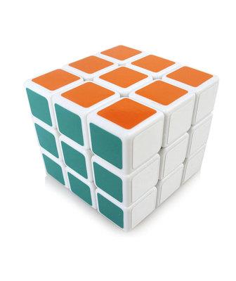 Rubik's cube  rubiks kubus (3X3) 5.6CM mix ass kleuren