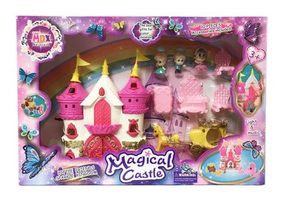 Prinsesjes Kasteel speelgoed - Magical Princess Castle