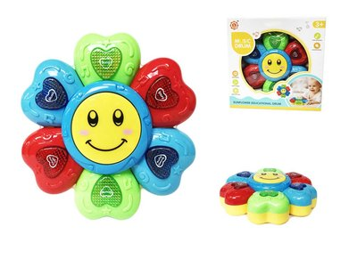 Speelgoed Drum voor peuters / Baby's - Sunflower Educatieve