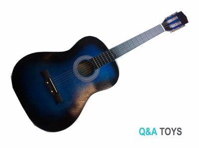 Speelgoed hout gitaar 5051