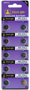 TIAN QIU AG 6  / 371A batterijen