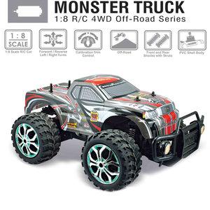 Rc Monster Truck 2.4Ghz 1:8 |18KM/U RC BESTUURBAAR AUTO