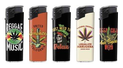 Unilite klik aanstekers - Cannabis - electronic lighters - navulbaar