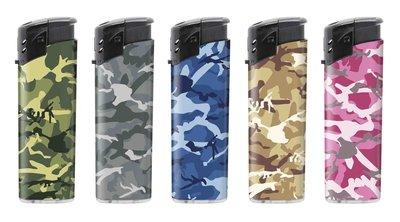 Unilite klik aanstekers - Army - electronic lighters - navulbaar
