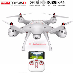 Syma X8SWD drone met draaibaar live camera -720HD 2.4Ghz quadcopter