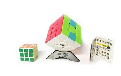 Breinbreker Cube Glow in the dark - 2 in 1 PACK - kubus (5.6CM ) 3x3x3