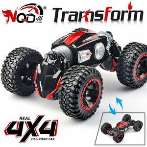RC Car Off-Road Monster Truck 4WD 1:14 Stunt Transform Auto - 32CM
