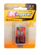 Kingever-9V 6F 22
