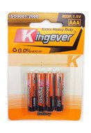 kingever-AAA 4st. R03p 1.5V