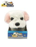 Schattig speelgoed hondje blaft en loopt 18CM - mix assortiment kleuren