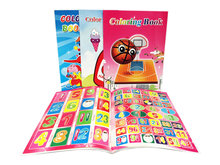 Kleurenboek voor kinderen |mix ass.